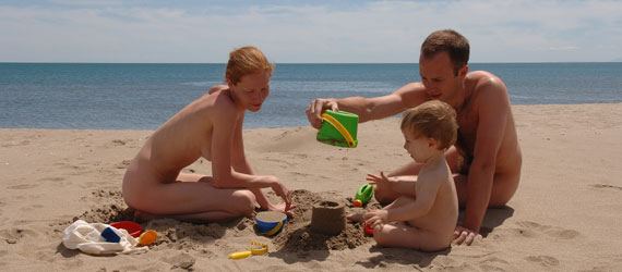 Nudist Families